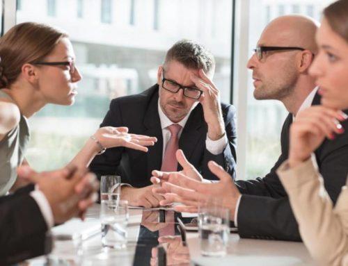 Gérer les conflits au sein de votre équipe