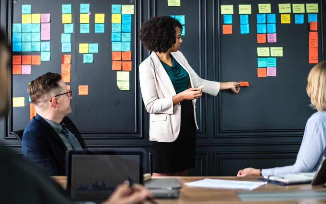transformation agile d'entreprise