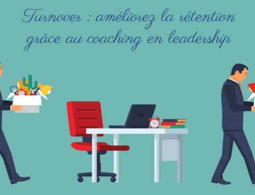 Turnover : améliorez la rétention grâce au coaching en leadership